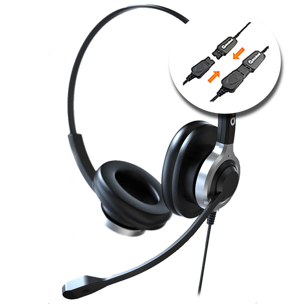 610MKII-Con Cable QD para tel�fono